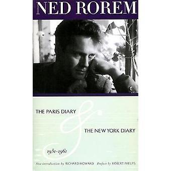 Pariisin päiväkirja & New Yorkin päiväkirja 1951-1961 Ned Rorem - 978