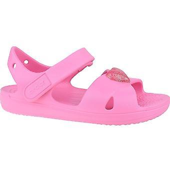 Crocs Classic Crossstrap Sandal K 206245669 universal ganzjährig Kleinkinder Schuhe