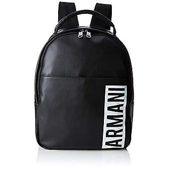 ARMANI EXCHANGE pieni crossbody Bag-miesten reput-musta (Black)-29,5 x10x43 cm (B x H T)