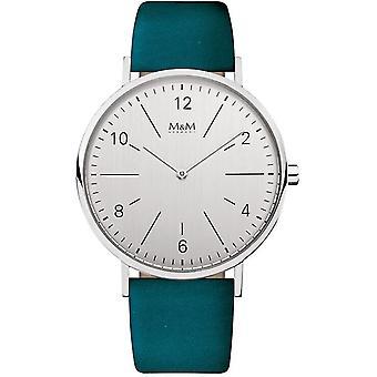 M&M Germany M11870-644 Basic 40 Women's Watch