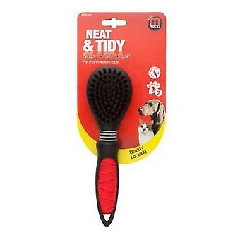 Mikki Nylon Bristle Pet Brush