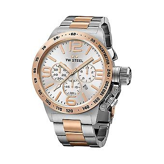 TW Steel CB124 Kantine Chronograph Horloge - Tweetoon