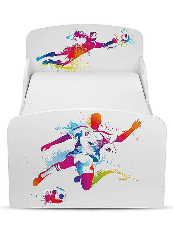 PriceRightHome Football Player Toddler Bed