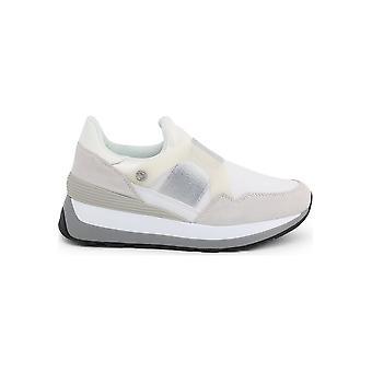 U.S. Polo Assn. - Sko - Sneakers - YLA4090W9_TS2_WHI - Kvinder - hvid,sølv - EU 38