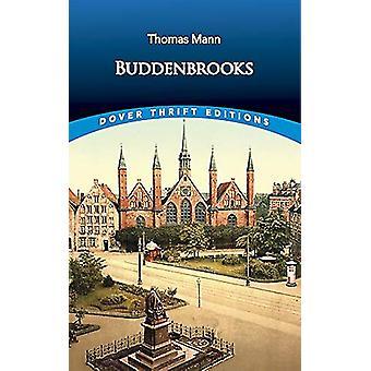Buddenbrooks by Thomas Mann - 9780486836140 Book