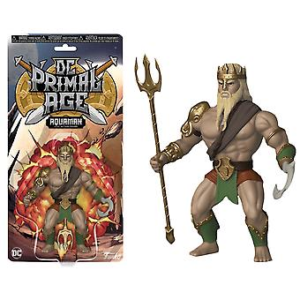 DC Primal Age Aquaman Savage World Figura
