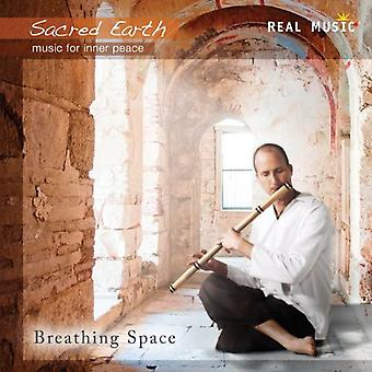 Sacred Earth - Breathing Space [CD] USA import