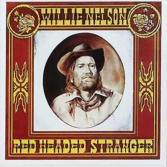 Wille Nelson - Red Headed Stranger [CD] USA import