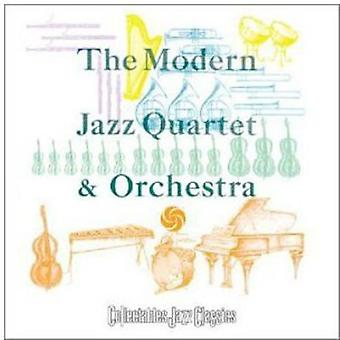 Modern Jazz Quartet - Mjq&Orchestra [CD] USA import