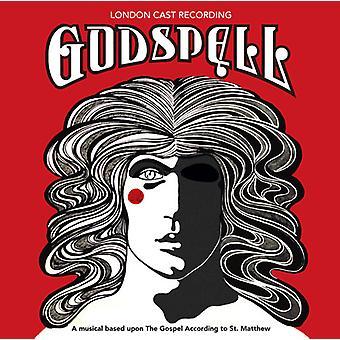 Godspell [CD] USA import