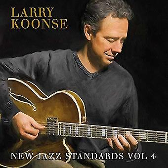 New Jazz Standards 4 [CD] USA import