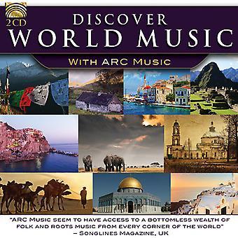 Ontdek Wereldmuziek met Arc muziek - ontdek Wereldmuziek met Arc muziek [CD] USA import