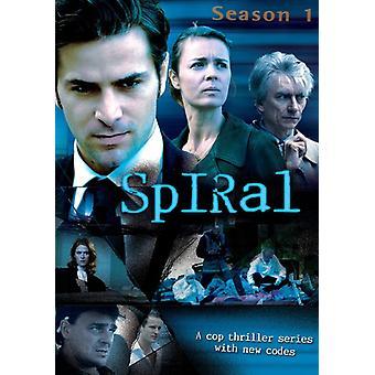Spiral - Spiral: Season 1 [DVD] USA import