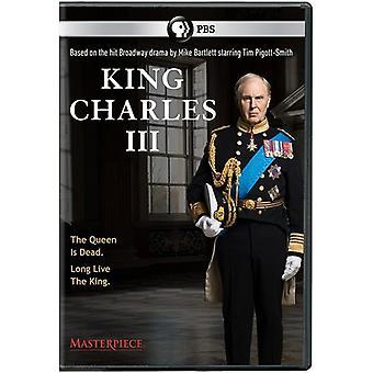 Mesterværk: King Charles III [DVD] USA importerer