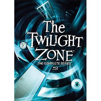 Twilight Zone: Komplett serie [Blu-ray] USA import