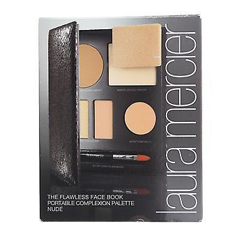 Laura Mercier Flawless Face Book Portable Complexion Palette 'Nude' Makeup Set