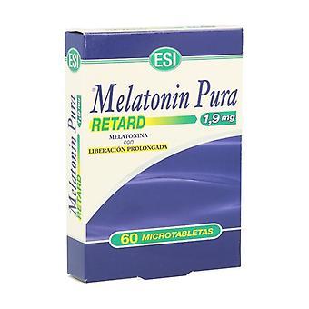 Melatonin Pura Retard 60 tablets