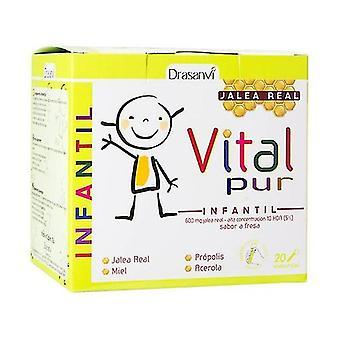 Vitalpur Infantil 20 frascos