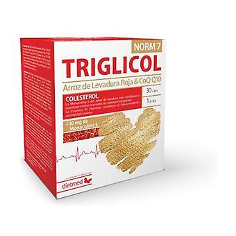 Triglycol Norm 7 30 capsules