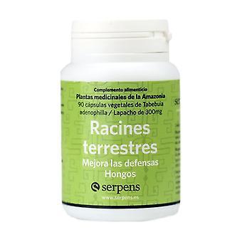 Terrestrial Racines (Lapacho and Pau de Arco) 90 capsules