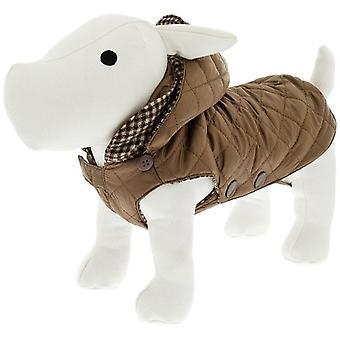 Ferribiella Mosca Regenmantel (Hunde , Kleidung , Mäntel und Kappen)