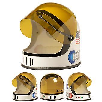 Astronautti kosmonautti NASA Space Spaceman lapsi poikien puku kypärä