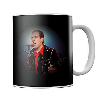 TV Times Mick Jones Of The Clash Mug