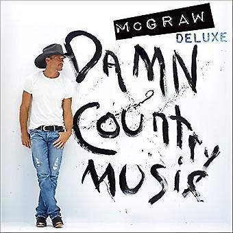 Tim McGraw - Damn Country Music [Vinyl] USA import