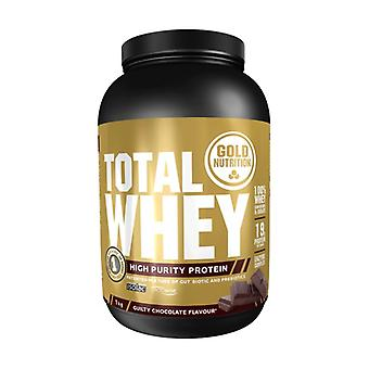 Total Whey Chocolate 1 kg of powder (Chocolate)