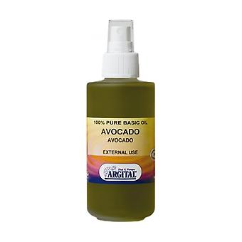 Avocado body oil 125 ml of oil