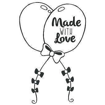 Aladine резиновая марка Сделано с любовью воздушные шары