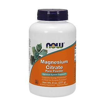 Magnesium Citrate Pure Powder 227 g of powder