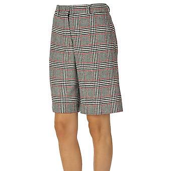 I.c.f. Ezgl456023 Women's Multicolor Acrylic Shorts