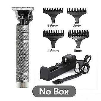 Electric Hair Clipper Rechargeable Shaver Beard Trimmer, Professional Hair
