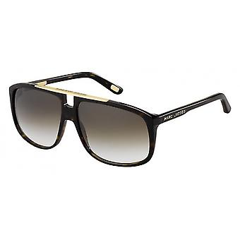 Sunglasses Unisex Marc 252/S rectangular brown/black