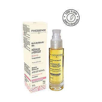 Huile végétale de noyau d'abricot 50 ml de huile