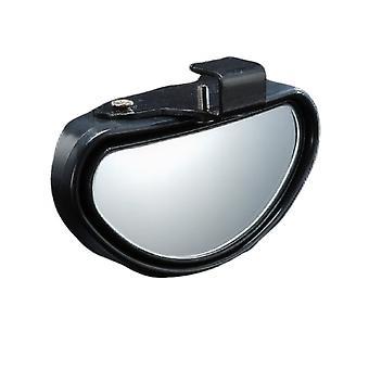 miroir d'angle mort comprenant le support 11 cm noir
