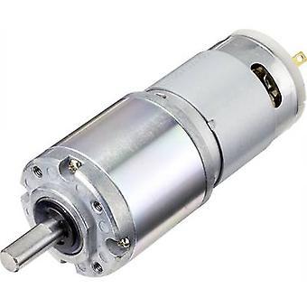 Motor Modelcraft 12 V redutor 1: 100 IG320100 - 41 C 01 12 V