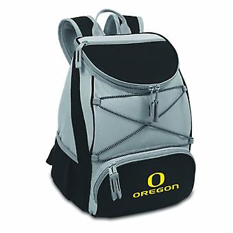 Ptx- Black (U Of Oregon Ducks) Digital Print Backpack