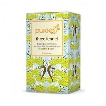 Pukka - Three Fennel Tea 20 sachet