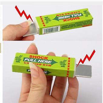 Electric Shock Joke Chewing Gum -pull Head Shocking Toy