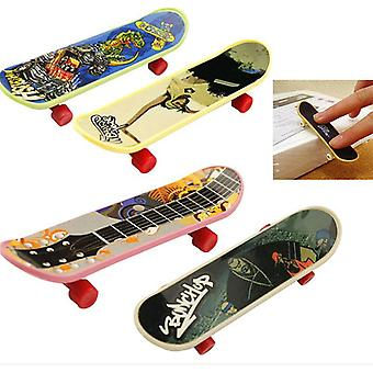 Cute  Mini Finger Board Skate Boarding Toys Children  Gift