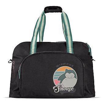 Pokemon Snolax Snooze Overnighter Bag Unisex Monivärinen (DB886426POK)