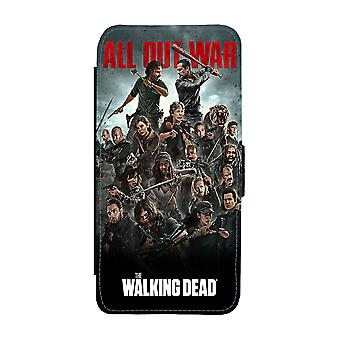 The Walking Dead Samsung Galaxy S9 Plånboksfodral