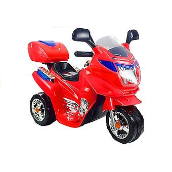 Elektrische seder Motor-Dreirad - rot - 12V