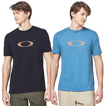 Oakley Herren 2020 Pop Ellipse Kurzarm leichte Crew Stretch T-Shirt