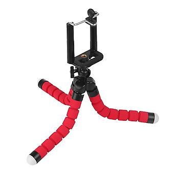 Universal Mini Mobile Phone Camera Holder Tripod Grip For iPhone Samsung