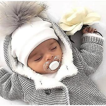 Kids Cotton Hats Baby Photo Props - Newborn's Accessories Toddler Bonnet