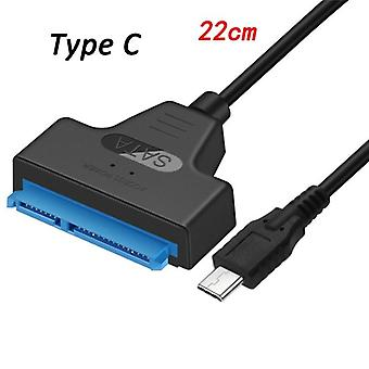 Usb Sata 3 Cabl-e Sata To Usb 3.0 Adapter Up To 6 Gbps Support