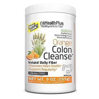 Health Plus Colon Cleanse Stevia, Laranja 9 oz